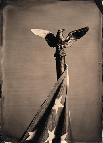 Tom DeLooza#Wet-plate Collodion#still life#ambrotype